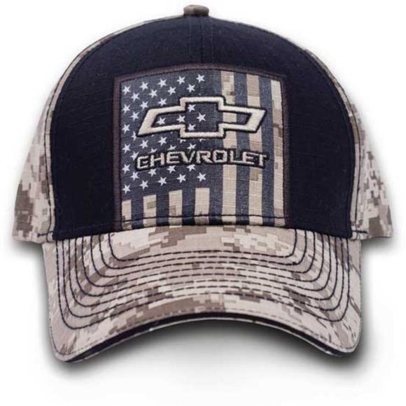 7f8a34f2798 Buckwear Chevrolet Baseball Hat